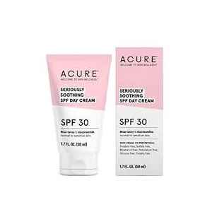 Seriously Soothing SPF 30 Day Cream by Acure