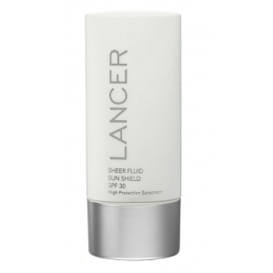 Sheer Fluid Sun Shield SPF 30 by Lancer Skincare