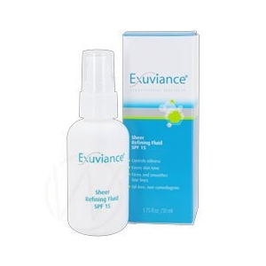 Sheer Refining Fluid SPF 15 by Exuviance