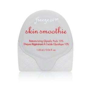 SkinSmoothie Retexturizing Glycolic Pads by Freeze 24-7