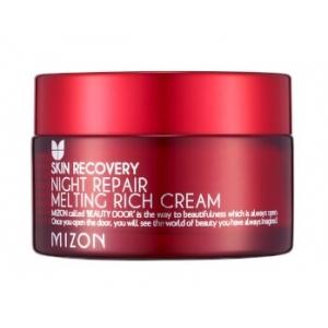 Skin Recovery Night Repair Melting Rich Cream by Mizon
