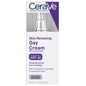 Skin Renewing Day Cream SPF 30 by CeraVe