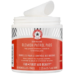 Skin Rescue Blemish Patrol Pads by First Aid Beauty