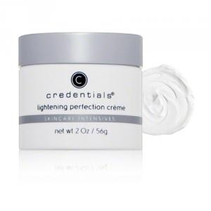 Skincare Incentives Lightening Perfection Creme by Credentials