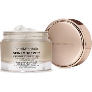 Skinlongevity Vital Power Sleeping Gel Cream by bareMinerals