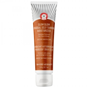 Slow Glow Gradual Self-Tanning Moisturizer by First Aid Beauty
