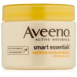 Smart Essentials Nighttime Moisture Infusion by Aveeno