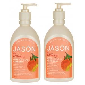 Softening Mango Pure Natural Hand Soap by Jason Natural