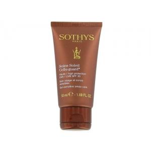 Soins Soleil Cellu-guard High Protection UVA/UVB SPF 30 Sun-Sensitive Areas Care by Sothys Paris