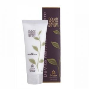Solar Protective Moisturizer SPF 30+ by DeVita Natural Skin Care