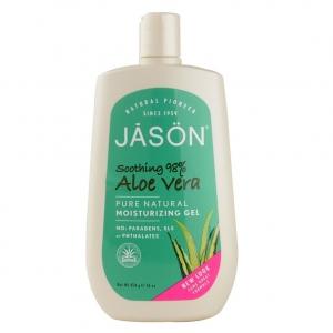Soothing 98% Aloe Vera Pure Natural Moisturizing Gel by Jason Natural
