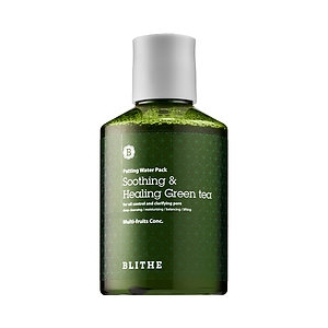 Soothing & Healing Green Tea Splash Mask by Blithe