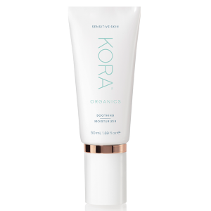 Soothing Moisturizer for Sensitive Skin by Kora Organics