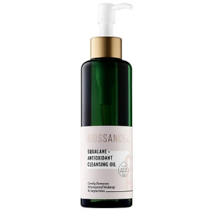 Squalane + Antioxidant Cleansing Oil by Biossance