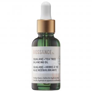 Squalane + Tea Tree Balancing Oil by Biossance