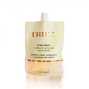 Star Fruit Hydrate & Shine Hair Mask by Truly Organics
