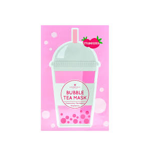 Strawberry Tea Bubble Tea Moisturizing, Revitalizing, and Brightening Mask by Annie's Way