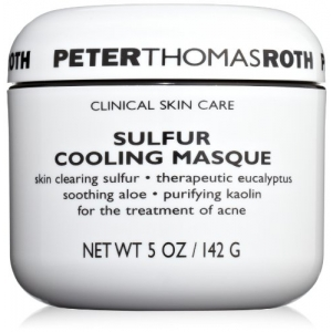 Sulfur Cooling Masque by Peter Thomas Roth