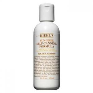 Sun-Free Self-Tanning Formula by Kiehl's