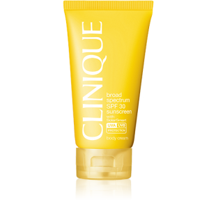 Sun Broad Spectrum SPF 30 Sunscreen Body Cream by Clinique
