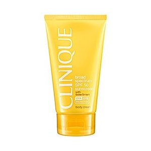 Sun Broad Spectrum SPF 50 Sunscreen Body Cream by Clinique