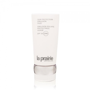 Sun Protection Emulsion Face SPF 30 by La Prairie