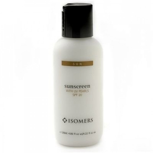 Sunscreen with UV Pearls SPF 20 by Isomers