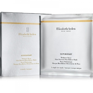 SuperStart Probiotic Boost Skin Renewal Biocellulose Mask by Elizabeth Arden