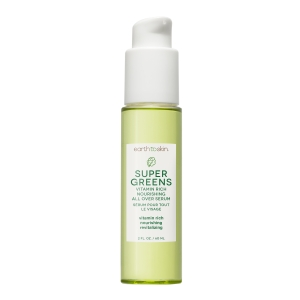 Super Greens Vitamin Rich Nourishing All Over Serum by Earth to Skin