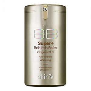 Super Plus Beblesh Balm Original Gold BB Anti-wrinkle Whitening (SPF30/PA++) by skin79