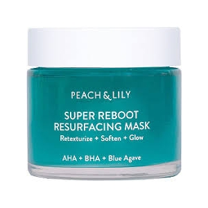 Super Reboot Resurfacing Mask by Peach & Lily