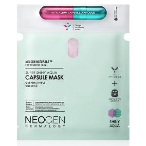 Super Shiny Aqua Capsule Mask by Neogen