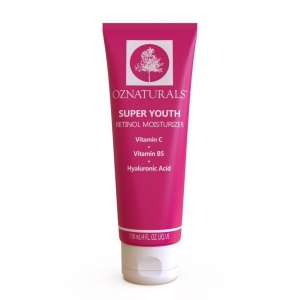 Super Youth Retinol Moisturizer by OZNaturals