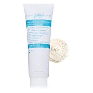 Superskin Moisture Rich Mild-Mannered Cleansing Scrub for Dry Skin by VMV Hypoallergenics