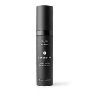 Superstar – Retinol Night Oil by Pestle & Mortar