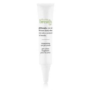 Take a Deep Breath Oxygenating Eye Gel Cream by philosophy