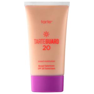 Tarteguard 20 Tinted Moisturizer Broad Spectrum SPF 20 Sunscreen by Tarte