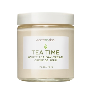 Tea Time White Tea Day Cream by Earth to Skin