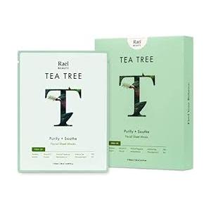 Tea Tree Sheet Mask by Rael