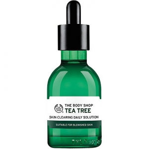 Tea Tree Skin Clearing Daily Solution by The Body Shop