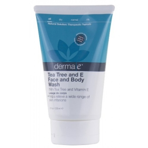 Tea Tree and E Face and Body Wash by Derma E