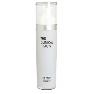 The Clinical Beauty - De-Red Face Cream Serum 1% Centella by The Clean Beauty Company