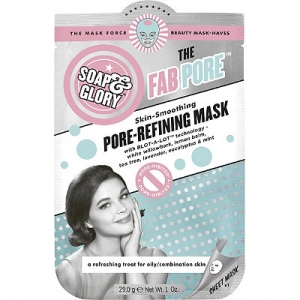 The Fab Pore Skin-Smoothing Pore-Refining Mask by Soap & Glory