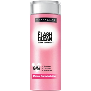 The Flash Clean Clean Express Makeup Removing Lotion by Maybelline New York