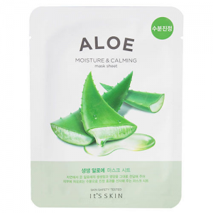 The Fresh Mask Aloe Moisture & Calming Mask Sheet by It's Skin