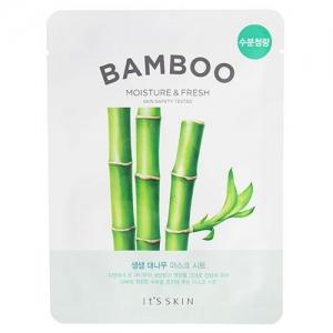 The Fresh Mask Bamboo Moisture & Fresh Mask Sheet by It's Skin