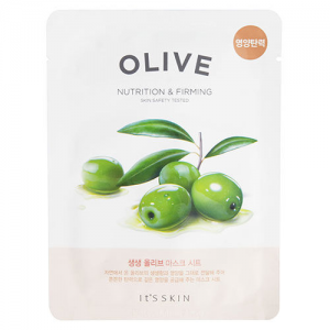 The Fresh Mask Olive Nutrition & Firming Mask Sheet by It's Skin