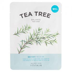 The Fresh Mask Tea Tree Balance Mask Sheet by It's Skin