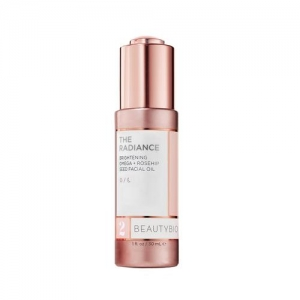 The Radiance Facial Oil - Brightening Omega + Rosehip Seed by BeautyBio