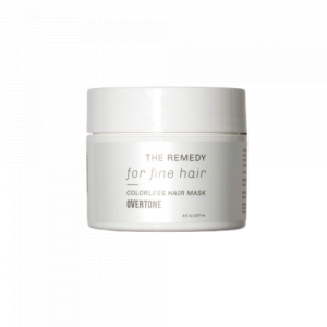 The Remedy for Fine Hair Colorless Hair Mask by Overtone